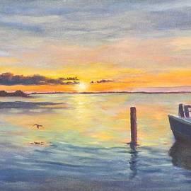Jean Costa - Fire Island Sunset