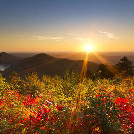 Fire on the Mountain by Debra and Dave Vanderlaan