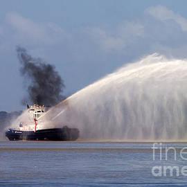 Bob Hislop - Fireboat Tug