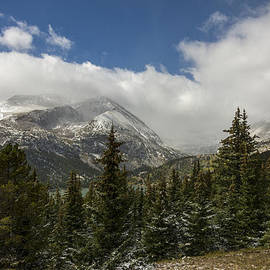 Brian Harig - First Snow On Mount Lincoln - Colorado