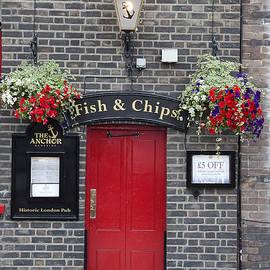 Nigel Jones - Fish and Chips