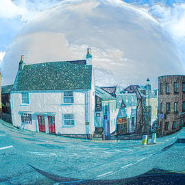 Martin Wall - Fish Eye View