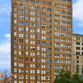 Christine Till - Fisher Building - A neo-Gothic Chicago landmark