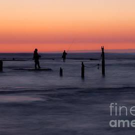 Fishermen by Nadya Ost