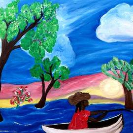 Mildred Chatman - Fishing Alone 2