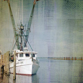 Julia Springer - Fishing Boat in Chincoteague