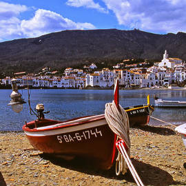 Alex Cassels - Fishing Boats at Cadaques