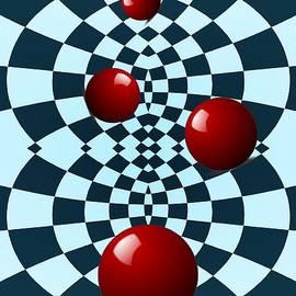 Sarah Loft - Five Red Balls