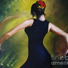 Jorge Rueda - Flamenco Dancer