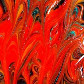 Carolyn Repka - Flames
