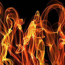 Bruce Nutting - Flames of Fire