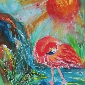 Ellen Levinson - Flamingo Dreams