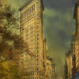 Kathy Jennings - Flat Iron Building