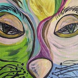 Eloise Schneider - Flirty Feline ... Cat Eyes