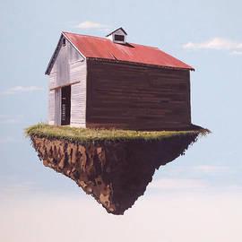 Jeffrey Bess - Floating Corn Crib