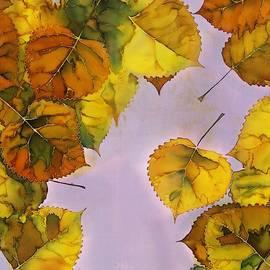 Carolyn Doe - Floating Leaves