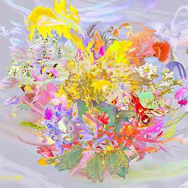 Dorothy  Pugh - Floral Explosion