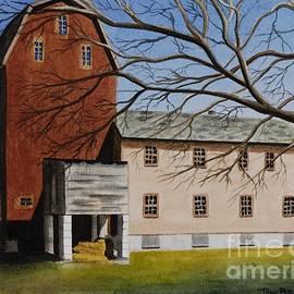 Florence Mill by Joy Bradley