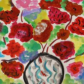 Mary Carol Williams - Flower Freedom