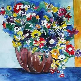 Flower Jubilee by Esther Newman-Cohen