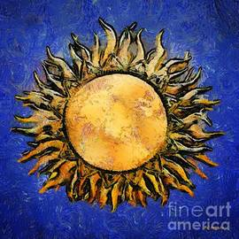 RC deWinter - Flowering Sun