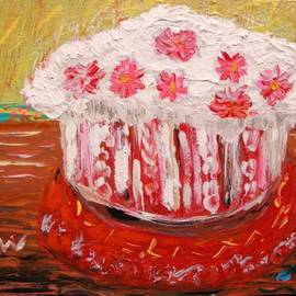 Mary Carol Williams - Flowers in the Frosting