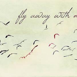 Linda Lees - fly away with me