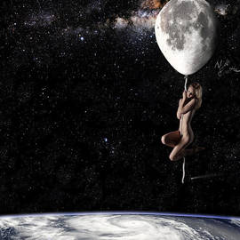 Fly Me to the Moon by Nikki Marie Smith