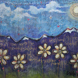 Fly On My Love by Laurie Maves ART