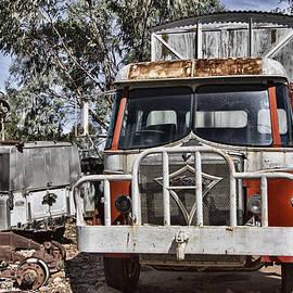 Douglas Barnard - Foder Truck