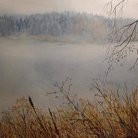 Carol Oberg Riley - Foggy River