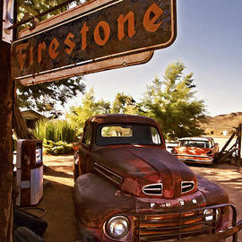 Ford Fever by Priscilla Burgers