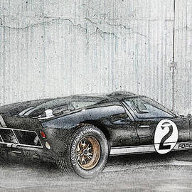 Peter Chilelli - Ford GT40