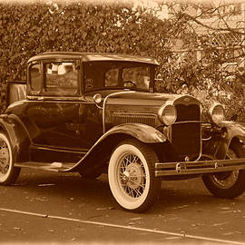 Richard Reeve - Ford Model A