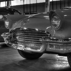 Ford Thunderbird Convertible Copper 4 by John Straton