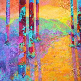 Nancy Jolley - Forest Fantasy