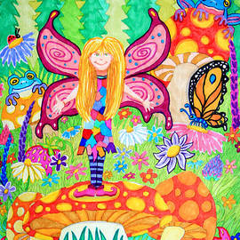 Forest Grove Fairy by Nick Gustafson