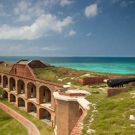 Fort Jefferson - Dry Tortugas National Park by Doug McPherson