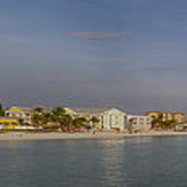 Anne Rodkin - Fort Myers Beach Panorama