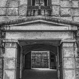 Fortress by Sara Hudock