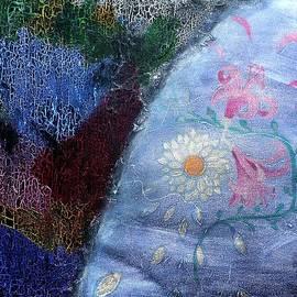 Found Fresco Flowers by Genevieve Esson