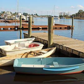 Cynthia Guinn - Four Boats