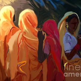 Four Women by Shubnum Gill
