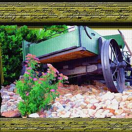Larry Bishop - Framed Wagon