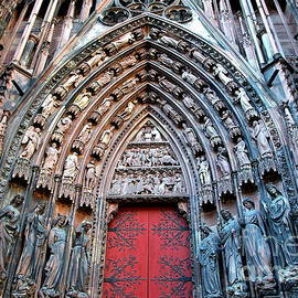 Robert Santuci - France  Our Lady of Strasbourg Cathedral