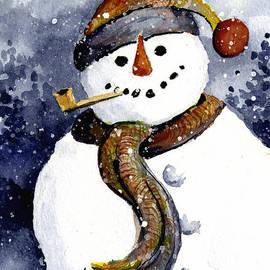 Franci's Snowman by Sam Sidders