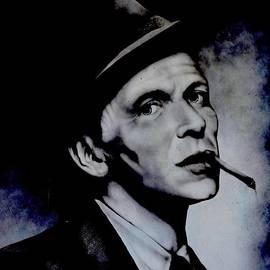 Frank Sinatra Mural by Steven Parker