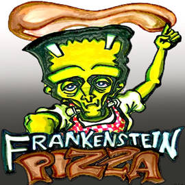 Del Gaizo - Frankenstein Pizza or The Modern Prometheus
