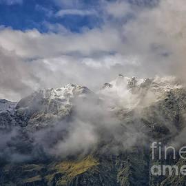 Patricia Hofmeester - Franz Josef Glacier in New Zealand