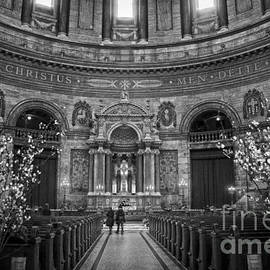 Frederik's Church interior by RicardMN Photography